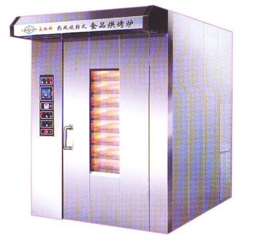 旋转式热风循环烘烤炉