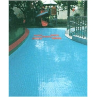 科雅塑胶地板-秦力橡胶地板