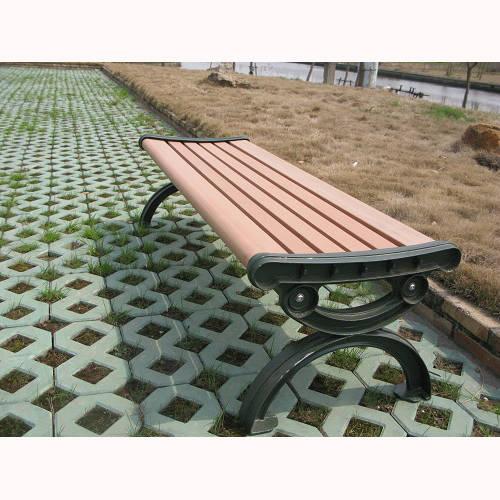 休闲座椅/路椅-河南郑州木塑(塑木)产品