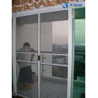 广州左右推拉纱窗门