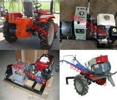 专业生产拖拉机绞盘 牵引机 绞磨机 张力机
