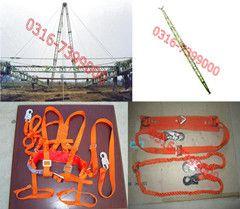 专业生产铝合金框架式 格构式 方形人字抱杆 人字扒杆