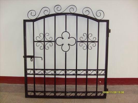 工艺栅栏门