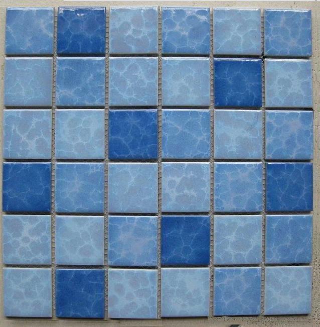 陶瓷游泳池马赛克,泳池砖