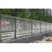 供应锌钢栅栏 锌钢栅栏型材生产厂家