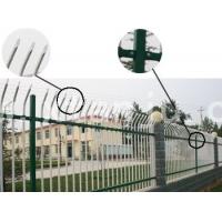 什么是锌钢护栏 河北安居锌钢护栏厂家供应