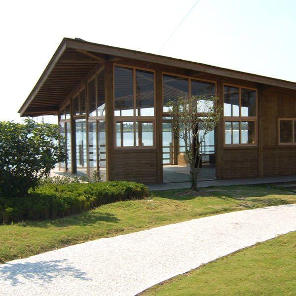 防腐木木屋|卉峰园林景观建材