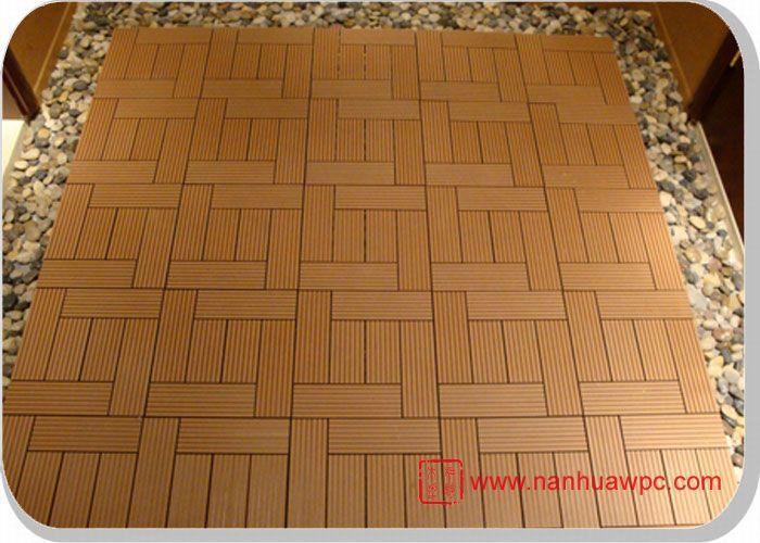 竹塑木施工工艺