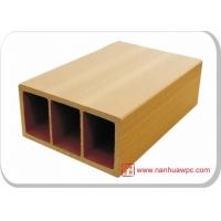 木塑装饰板、木塑方通、塑木地板、塑木墙板