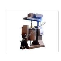 升降式搅拌球磨机就选福安粉体 质量一流 服务一流