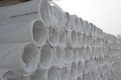东信PVC U排水管材 PVC排水管