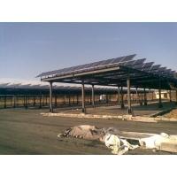 车棚太阳能发电,车棚光伏发电,车棚太阳能发电系统
