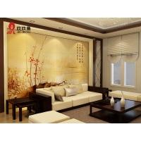 瓷砖雕刻艺术瓷砖雕刻背景墙