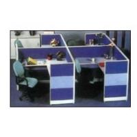 龙台家具-职员桌