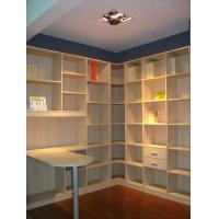 南京板式家具-南京德艺美橱柜-书柜3