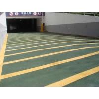 三门峡停车场无震动止滑坡道地坪漆,防滑地板