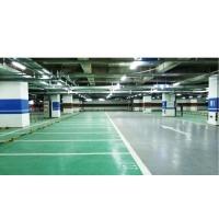 河南停车场地坪漆厂家,地下停车场地板施工-郑州迦南美地好技术