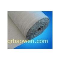 窑炉高温防火布钢丝增强布防火陶瓷纤维布