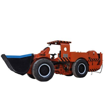 YJ 1.2型地下电动铲运机图片