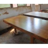 福州实木大板供应 最好的非洲花梨木 完整的非洲花梨木出售