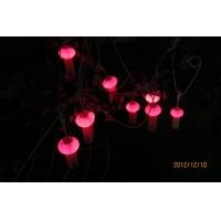 春节户外亮化LED灯笼 绕树灯笼 塑料红灯笼