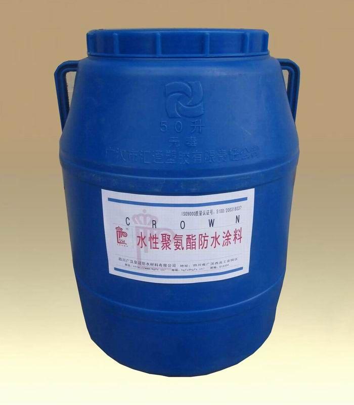 水性聚氨酯防水涂料产品图片