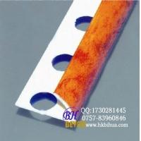 建筑装修工程修边条PVC瓷砖修边线BH-Z1瓷砖修边线