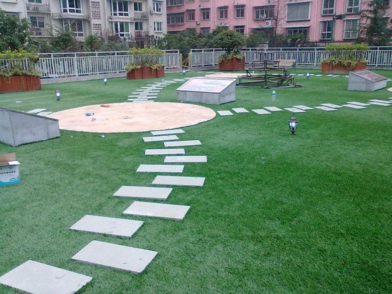 成都景观人造草坪四川绿化仿真草坪人造草坪塑料草坪