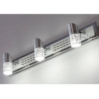 镜前灯|铝材简约三头镜前灯带光源