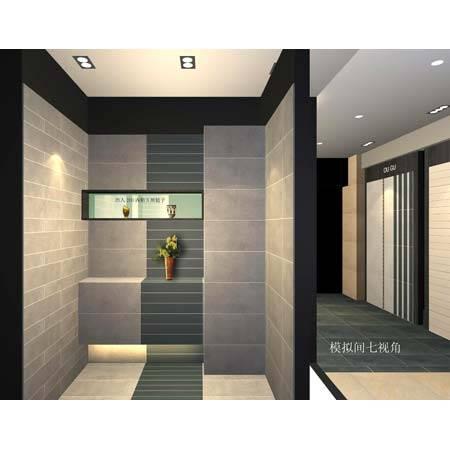 南京陶瓷-世域装饰建材-欧古砖陶瓷-展厅效果图7