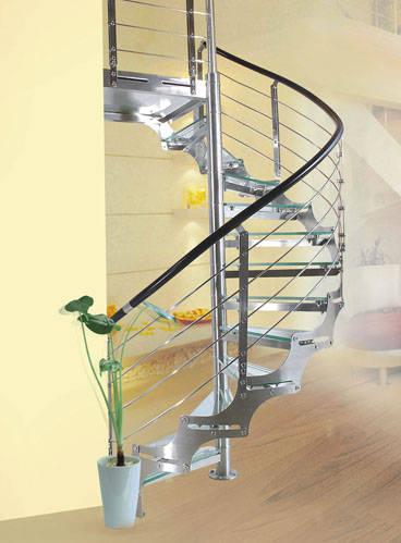 旋转夹玻璃梯4