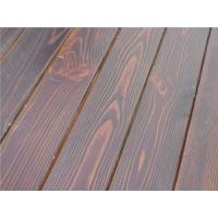炭化木樟子松地板