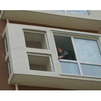隐形防护网隐形防盗网隐形护栏隐形防盗窗