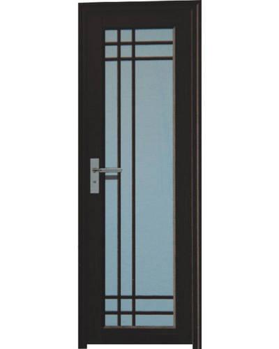 成都京成门窗-JC-P01平开门-塑钢门