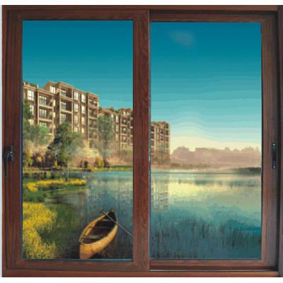 成都京成门窗-TT95推拉门窗-铝合金窗