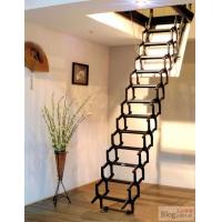 家用阁楼楼梯室内伸缩楼梯升降楼梯折叠楼梯