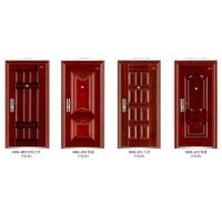 现货供应美的佳7公分特价钢质门钢质进户门防盗门