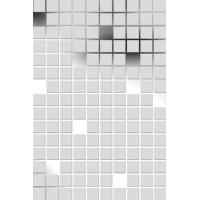 马赛克亮银平扣板|D8004|名族集成吊顶