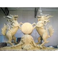 圆雕 砂岩雕塑