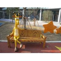 卡通人物动物雕塑-北京凉亭座椅雕塑