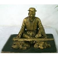 北京影视人物雕塑M玻璃钢雕塑N兄弟砂岩雕塑
