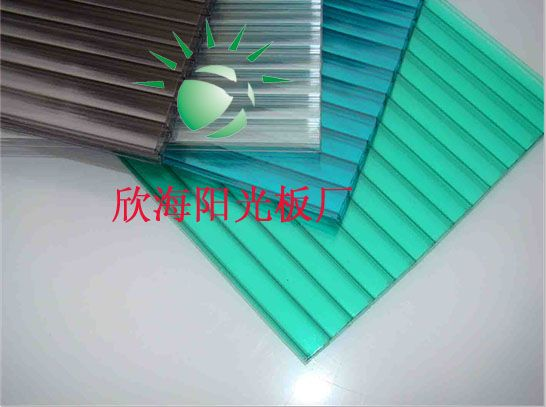 聊城PC阳光板 十年质保  质量优
