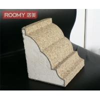 供应ROOMY洛美岗石漆GRC线条G0301