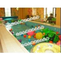 1-6岁可拆装可移动儿童游泳池