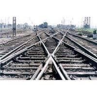 专业生产铁路道岔,煤矿道岔,工矿道岔等