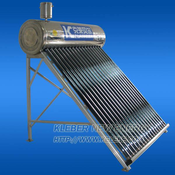克莱贝尔太阳能热水器