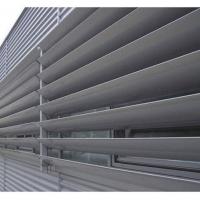 铝遮阳板百叶窗
