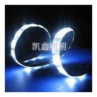厂家直销LED彩色灯条 软灯带 装饰性灯具