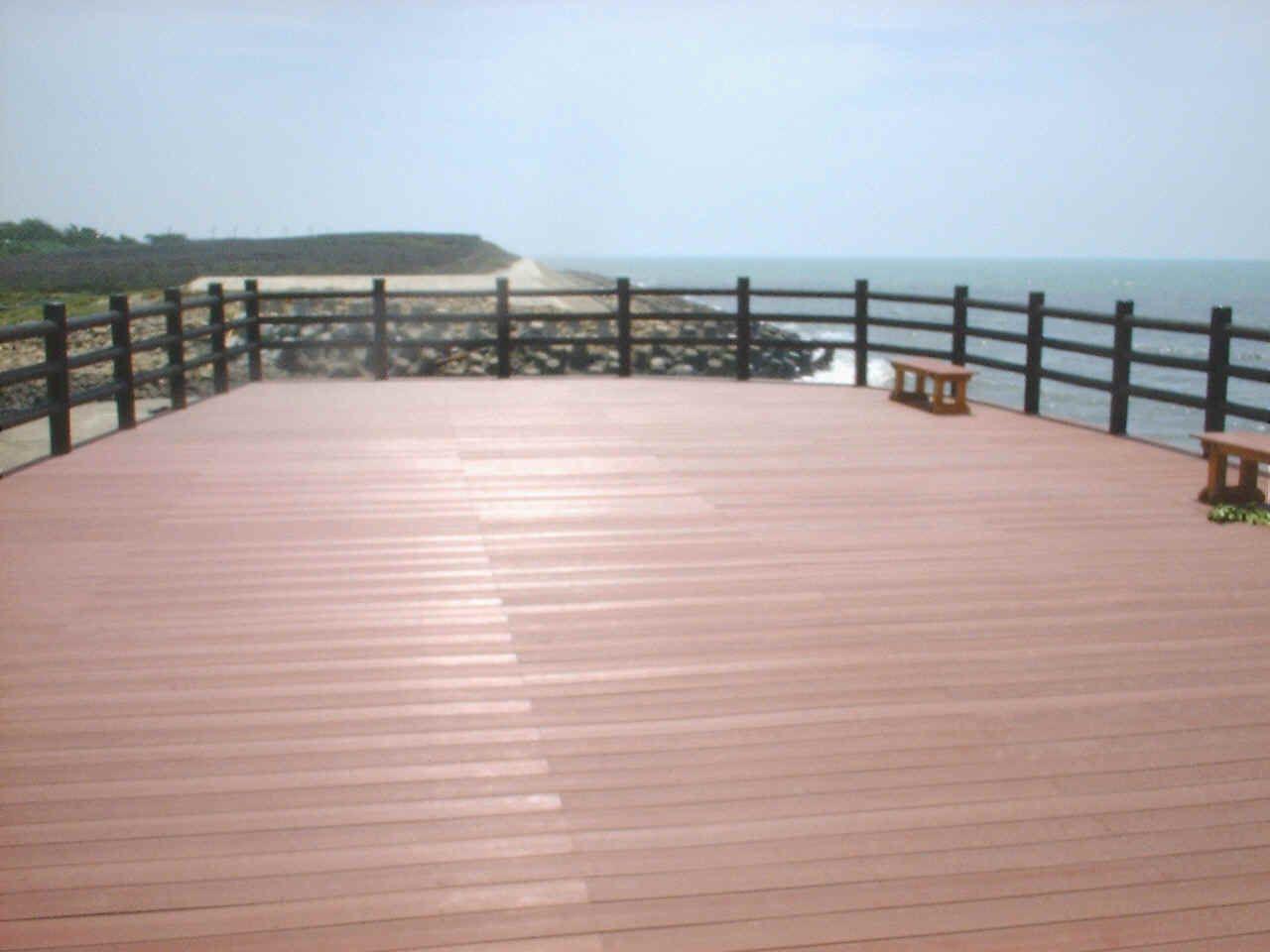 木塑地板产品图片,木塑地板产品相册 南京木塑地板木塑材料销售有限