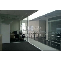 西安玻璃隔斷,西安雙玻百葉隔斷,西安辦公隔斷,西安高隔間